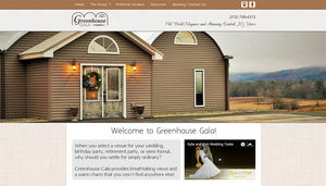This brand new wedding venue wanted a mobile-friendly website as beautiful as their property. We met with them to determine their needs, took photos, filmed and exceeded their expectations! Their custom administrator area lets them display booked dates, manage vendors, and more.