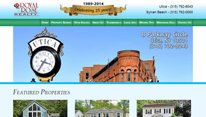 This Utica realtor wanted a redesign to a responsive (mobile-friendly) website. They wanted a website to not only showcase homes for sale and rent, but also one that is easy to update. We also created a  custom administrator area that allows the client to change featured properties, add and delete waterfront properties, keep their agent list up-to-date, and much more.